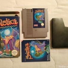 Videogiochi e Consoli: SOLSTICE COMPLETO NINTENDO NES. Lote 175584178