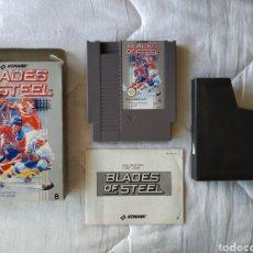 Videojuegos y Consolas: BLADES OF STEEL NINTENDO NES. Lote 175586772