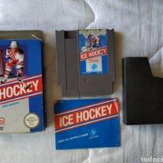 Videojuegos y Consolas: ICE HOCKEY NINTENDO NES. Lote 175586890