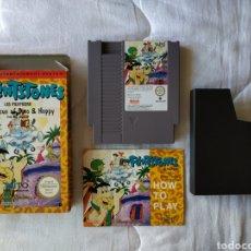 Videojuegos y Consolas: THE FLINTSTONES NINTENDO NES. Lote 175587539