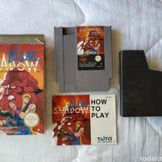Videojuegos y Consolas: BLUE SHADOW NINTENDO NES. Lote 175587838