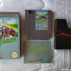 Videojuegos y Consolas: RAD RACER NINTENDO NES. Lote 175588097