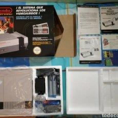 Videojuegos y Consolas: CONSOLA NINTENDO NES. Lote 175721160