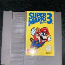 Videojuegos y Consolas: SUPER MARIO BROS 3 NINTENDO NES. Lote 176410058