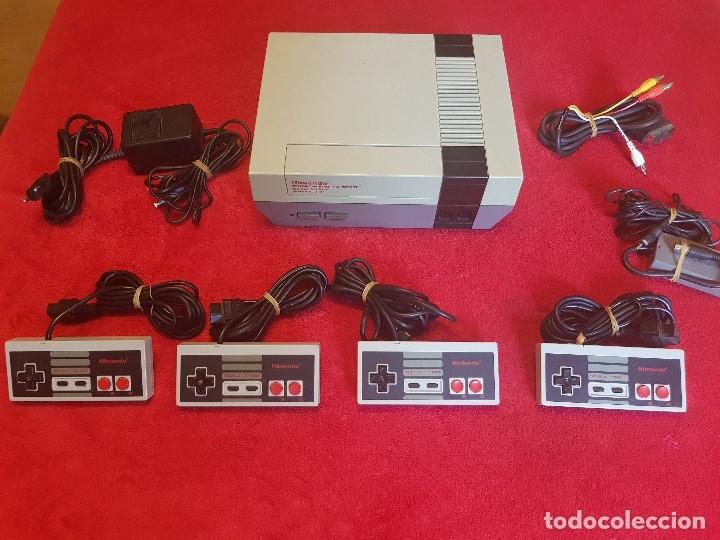 NINTENDO NES (Juguetes - Videojuegos y Consolas - Nintendo - Nes)