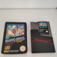 Videojuegos y Consolas: SUPER MARIO BROS 1 NES. Lote 176990070