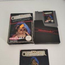 Videojuegos y Consolas: CHESSMASTER NES. Lote 176990285