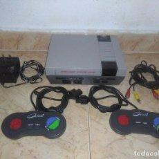 Videojuegos y Consolas: CONSOLA CLONICA NINTENDO NES . Lote 177437595
