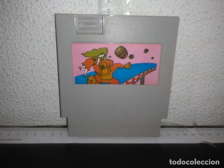 JUEGO CONSOLA CLONICA NINTENDO NES DONKEY KONG (Juguetes - Videojuegos y Consolas - Nintendo - Nes)