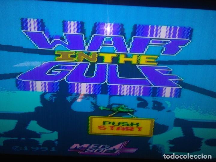 Videojuegos y Consolas: Rareza War in the gulf nintendo nes clonica gluk casi imposible de conseguir - Foto 4 - 177479685