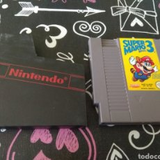Videojuegos y Consolas: SUPER MARIO BROS 3 NINTENDO,NES. VERSION ESPAÑOLA. Lote 177831913