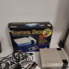 Videojuegos y Consolas: CONSOLA NINTENDO NES VIDEOCONSOLA. Lote 178910517