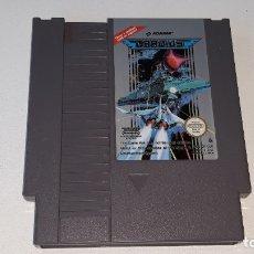 Videojuegos y Consolas: NINTENDO : ANTIGUO JUEGO NES PAL - GRADIUS - KONAMI MADE IN JAPAN AÑO 1985 CON FUNDA. Lote 179126236