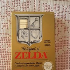 Videojuegos y Consolas: ZELDA NES. Lote 179241978