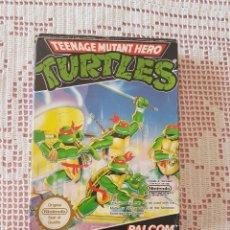 Videojuegos y Consolas: TURTLES NES. Lote 179242392