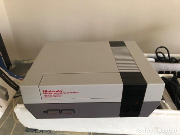 Videojuegos y Consolas: NINTENDO NES SUPER SET PAL ESPAÑA- FOUR SCORE - 4 MANDOS 80´S RETRO - Foto 7 - 179253687