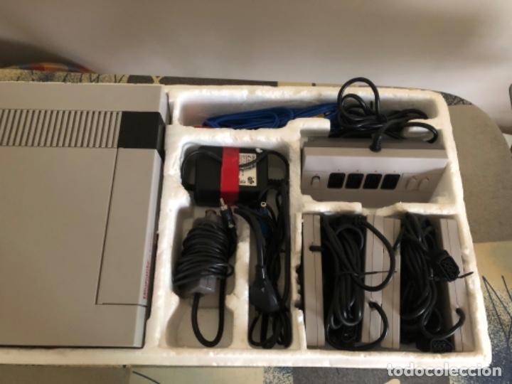 Videojuegos y Consolas: NINTENDO NES SUPER SET PAL ESPAÑA- FOUR SCORE - 4 MANDOS 80´S RETRO - Foto 8 - 179253687