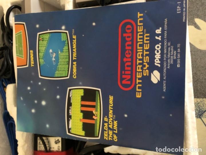 Videojuegos y Consolas: NINTENDO NES SUPER SET PAL ESPAÑA- FOUR SCORE - 4 MANDOS 80´S RETRO - Foto 10 - 179253687