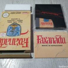 Videojuegos y Consolas: FAXANADU NINTENDO NES. Lote 179955601