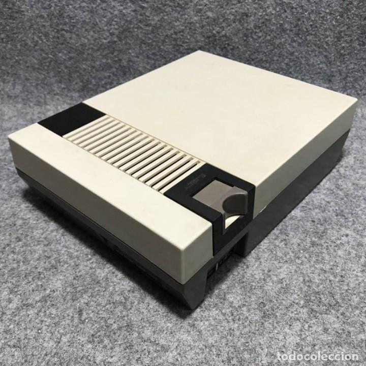 Videojuegos y Consolas: CONSOLA NINTENDO NES CLONICA+MANDO+AV+AC - Foto 3 - 180407766