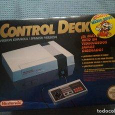 Videojuegos y Consolas: CONSOLA NES ORIGINAL. Lote 180889352
