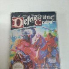 Videogiochi e Consoli: DEFENDER OF THE CROWN COMPLETO!! PARA NINTENDO NES!! ENTRA Y MIRA MIS OTROS JUEGOS!!. Lote 182201161