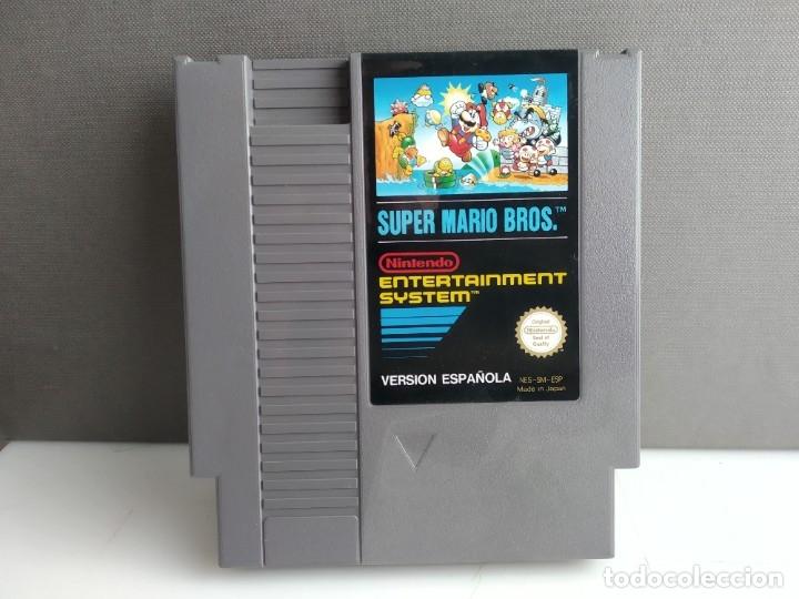 JUEGO PARA NINTENDO NES SUPER MARIO BROS (Juguetes - Videojuegos y Consolas - Nintendo - Nes)