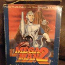 Videojuegos y Consolas: MEGAMAN 2 NINTENDO NES MEGA MAN COMPLETO EN CAJA. Lote 182745495