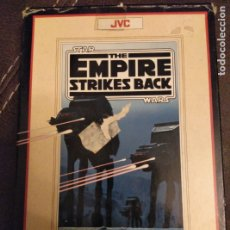 Videojuegos y Consolas: EMPIRE STRIKES BACK NINTENDO NES STAR WARS EL IMPERIO CONTRAATACA CON CAJA E INSTRUCCIONES. Lote 182745896
