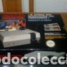 Videojuegos y Consolas: CONSOLA NES. Lote 182768672