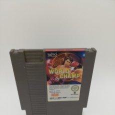 Videojuegos y Consolas: WORLD CHAMP NES. Lote 183092088