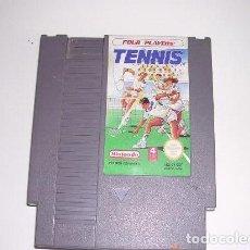 Videojuegos y Consolas: NINTENDO NES JUEGO FOUR PLAYER TENNIS. Lote 183362033