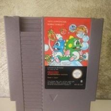 Videojuegos y Consolas: BUBBLE BOBBLE NINTENDO NES. Lote 183554047