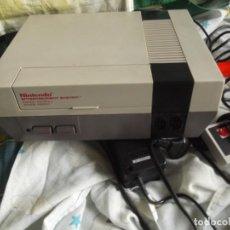 Videojuegos y Consolas: ANTIGUA CONSOLA NINTEDO NES . Lote 183592673