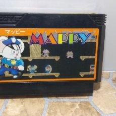 Videojuegos y Consolas: NINTENDO FAMICOM MAPPY NAMCOT ORIGINAL NTSC JAPON NES . Lote 183847713