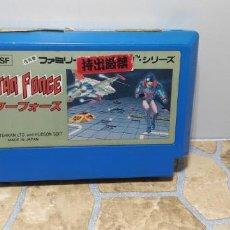 Videojuegos y Consolas: NINTENDO FAMICOM STAR FORCE HUDSON SOFT ORIGINAL NTSC JAPON NES . Lote 183847991