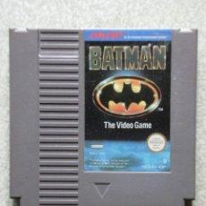 Videojuegos y Consolas: BATMAN.SOLO CARTUCHO NINTENDO NES. Lote 183975861