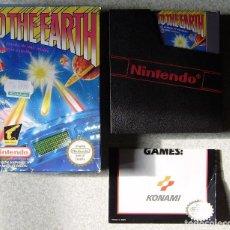 Videojuegos y Consolas: TO THE EARTH.NINTENDO NES. Lote 183979713