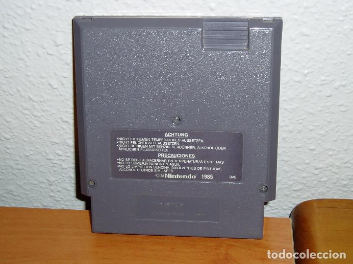Videojuegos y Consolas: ROBIN HOOD NINTENDO NES PAL ESPAÑA - Foto 2 - 184078706