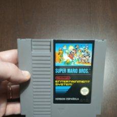 Videojuegos y Consolas: JUEGO CARTUCHO SUPER MARIO BROS NINTENDO NES. Lote 187547427