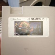 Videojuegos y Consolas: JUEGO 4 GAMES IN 1 GAME PAKS - 4 JUEGOS EN 1 - NASA CLONICA. Lote 189613810