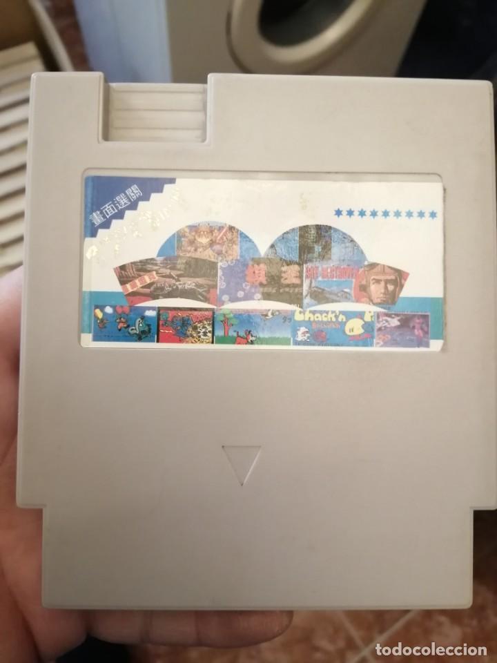 JUEGO 170 IN 1 GAME CLONICA (Juguetes - Videojuegos y Consolas - Nintendo - Nes)