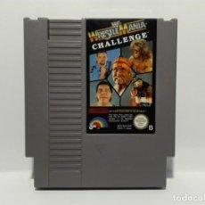 Videojuegos y Consolas: WRESTLEMANIA CHALLENGE NINTENDO NES. Lote 191086700