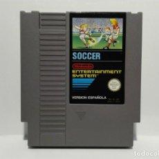 Videojuegos y Consolas: SOCCER NINTENDO NES. Lote 191086760
