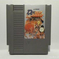 Videojuegos y Consolas: DOUBLE DRIBBLE NINTENDO NES. Lote 191087348