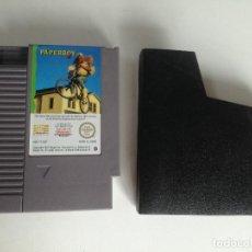 Videojuegos y Consolas: PAPERBOY 2 - JUEGO NINTENDO NES VERSION ESPAÑOLA 1991 . Lote 191598051