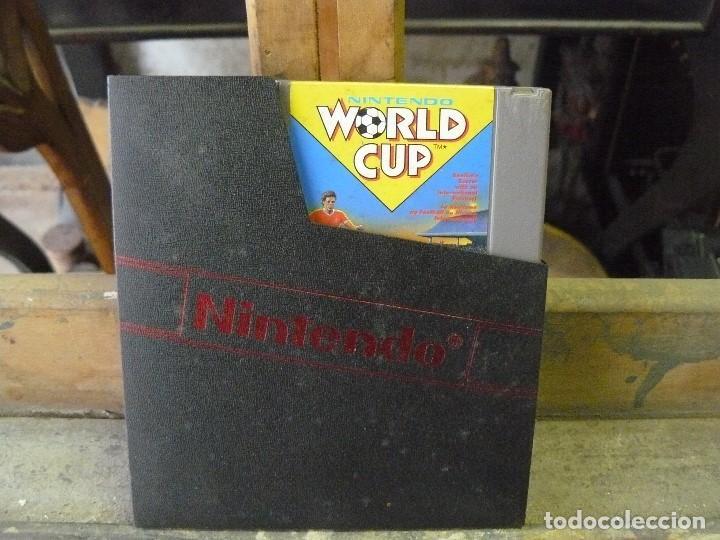 NINTENDO WORLD CUP NES (Juguetes - Videojuegos y Consolas - Nintendo - Nes)
