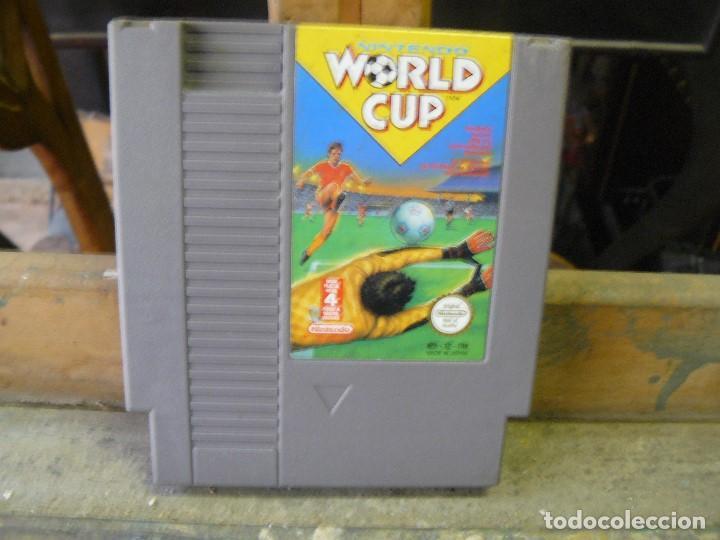 Videojuegos y Consolas: Nintendo World Cup NES - Foto 2 - 192067896