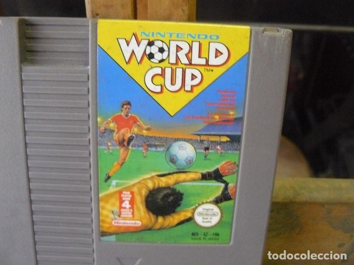Videojuegos y Consolas: Nintendo World Cup NES - Foto 3 - 192067896