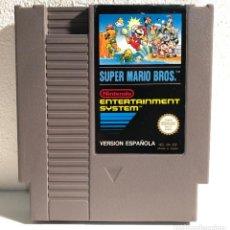 Videojuegos y Consolas: SUPER MARIO BROS. NINTENDO NES. Lote 192153163